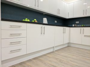 flat pack kitchen